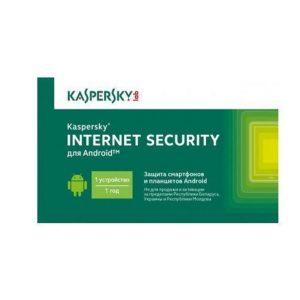 Kaspersky Tablet Security Card 01 PDA Base 1 year