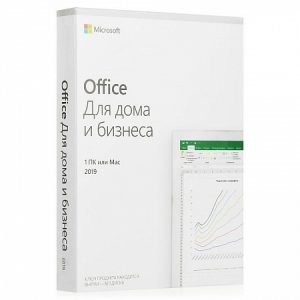 Office Home and Business 2019 English Medialess
