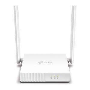 Wi-Fi N TP-LINK Router, «TL-WR820N», 300Mbps, 2xLAN Ports, MIMO, 2x5dBi, WISP