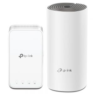 Whole-Home Mesh Dual Band Wi-Fi AC System TP-LINK, «Deco E3(2-pack)», 1200Mbps, MU-MIMO, up to 220m2