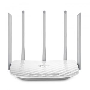 Wi-Fi AC Dual Band TP-LINK Router, «Archer C60», 1350Mbps, MU-MIMO