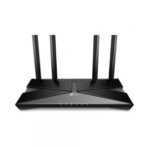 Wi-Fi AX Dual Band TP-LINK Router «Archer AX10», 1500Mbps, OFDMA, MU-MIMO, Gbit Ports