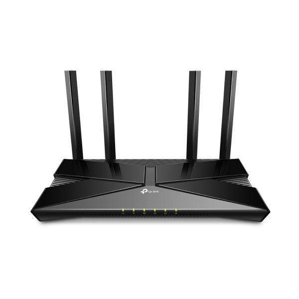 """Wi-Fi AX Dual Band TP-LINK Router """"Archer AX10"""", 1500Mbps, OFDMA, MU-MIMO, Gbit Ports"""