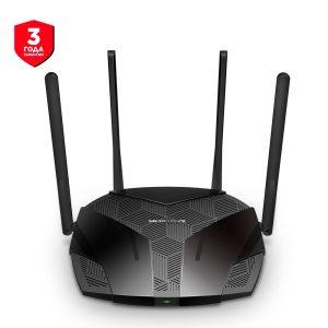 Wi-Fi AX Dual Band Mercusys Router «MR70X», 1800Mbps, OFDMA, MU-MIMO, 3xGbit Ports