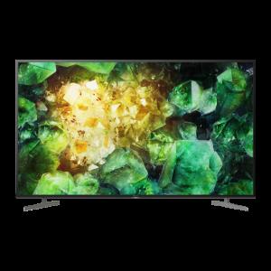 65″ LED TV SONY KD65XH8196BAEP, Black